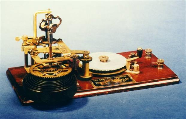 Telegraph Instruments of Europe